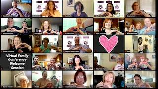 NTSAD Annual Virtual Family Conference